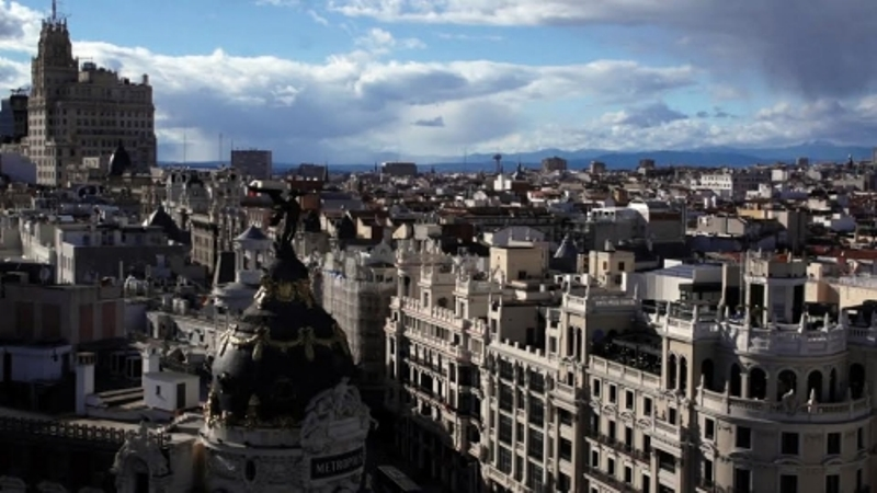 Pieces of Madrid: latest Global Uprisings documentary